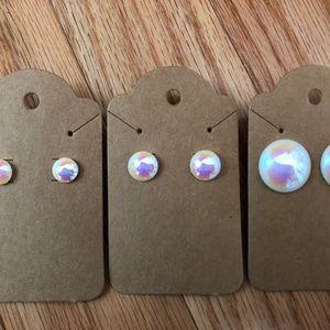 Jewelry - Super cute stud earrings 🦄